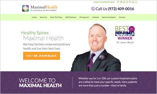 Maximal Health