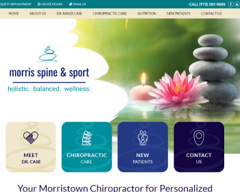 Chiropractor Morristown
