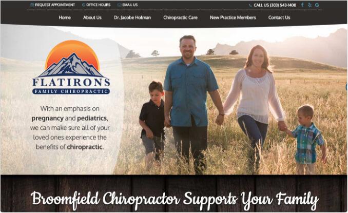 Flatirons Family Chiropractic