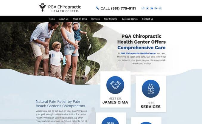 PGA Chiropractic
