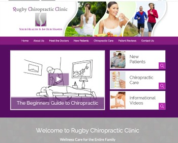 Rugby Chiropractor