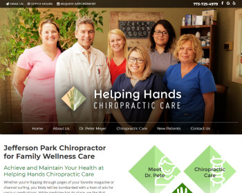 Chiropractor Jefferson Park