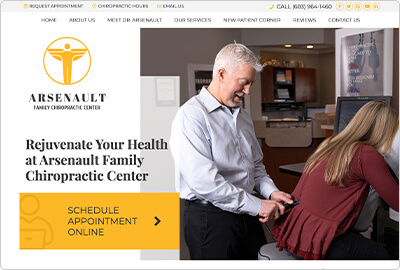 Arsenault Family Chiropractic Center