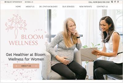 Bloom Wellness Mount