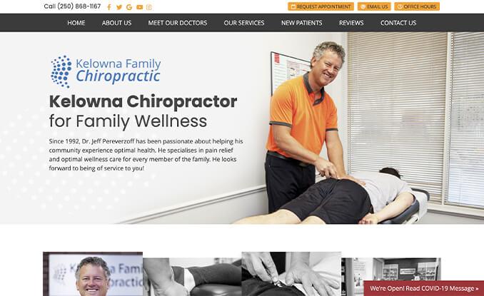 Kelowna Family Chiropractic