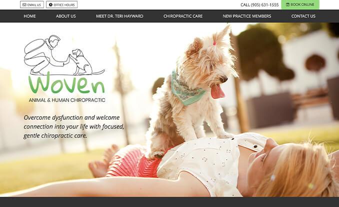 Woven Animal & Human Chiropractic
