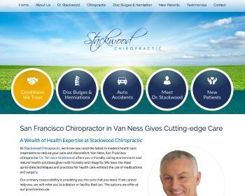 Van Ness, San Francisco Chiropractor