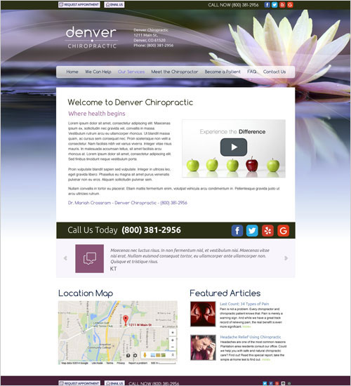 Basic Design Template - Stillwater