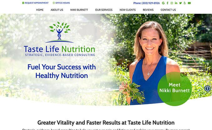 Taste of Life Nutrition