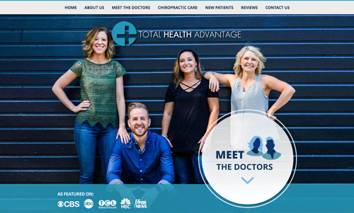 Total Health Advantage Website