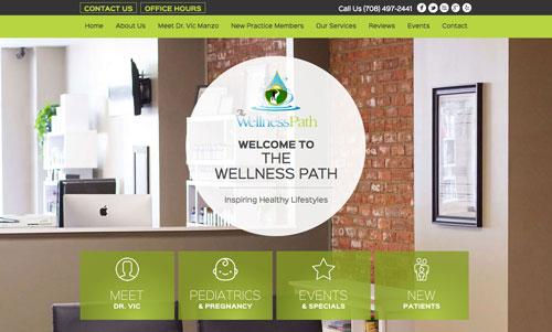 La Grange Chiropractic Website