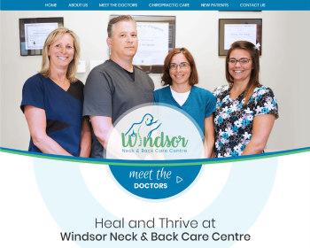 Windsor Chiropractor