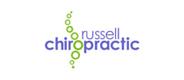 circles spine chiropractic logo sample