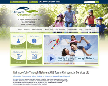 Old Towne Chiropractic Services