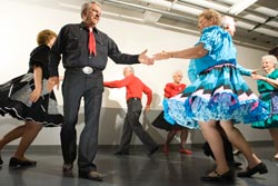 square dancing image