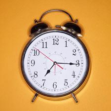 Cluster headache alarm clock image