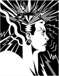 Cluster headache image