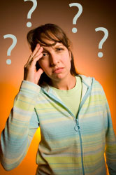 Headache questions image