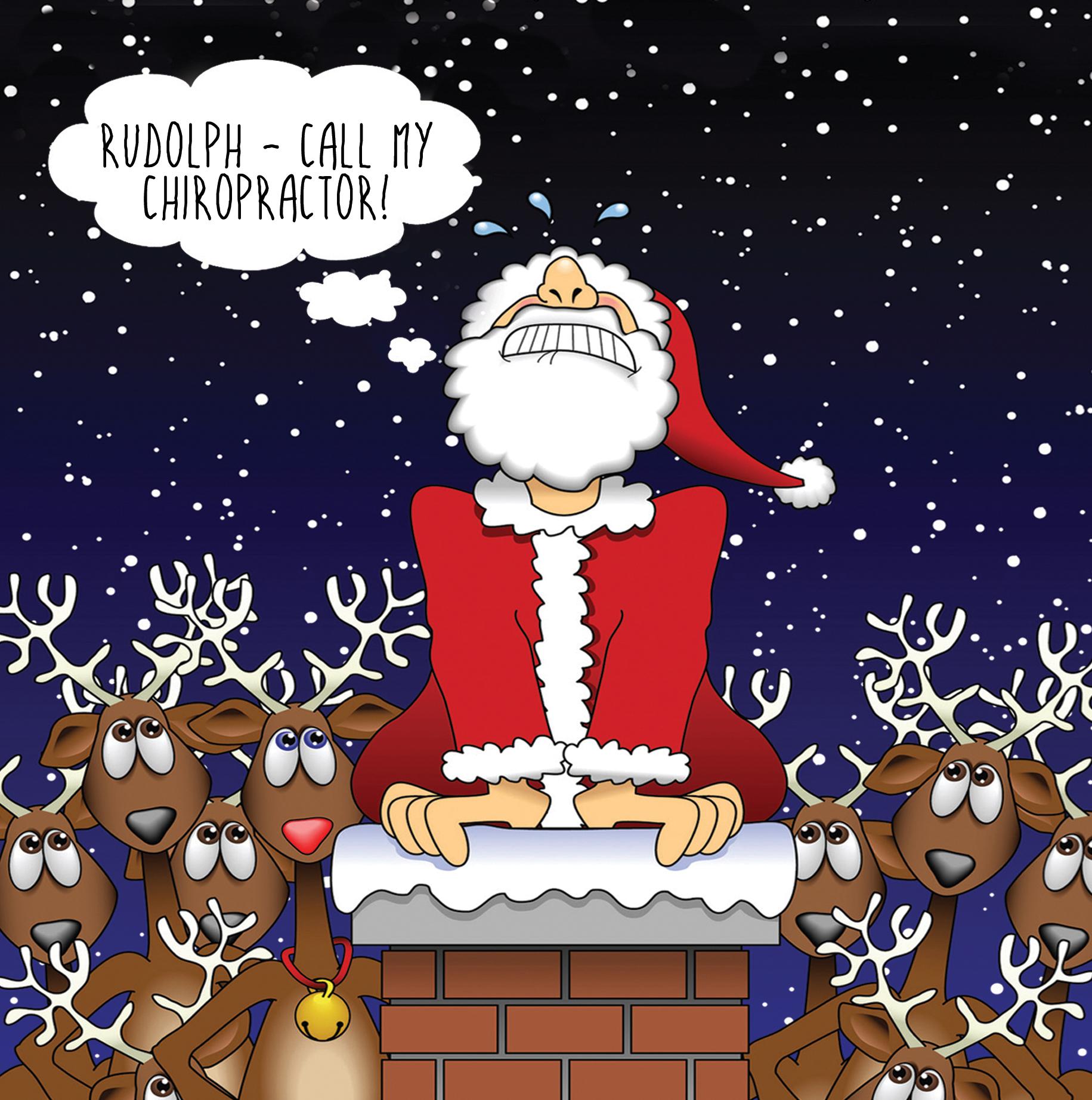 Rudolph Santa