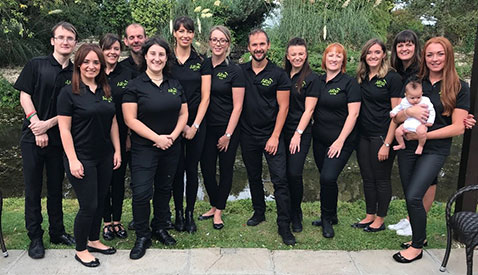 alba-clinic-team