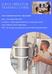 x-ray operator training course