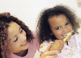 Preventing first cavities