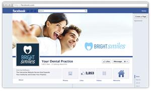 Dentists Facebook branding