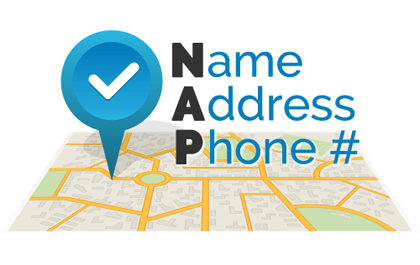 NAP Schema Code for Your Dental Website