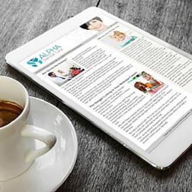 Smile Marketing Website
