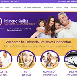 Palmetto Smiles Dentist