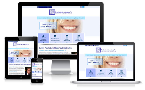 Prosthodontic Associates Responsive