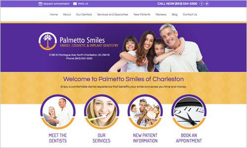 Palmetto Smiles of Charleston