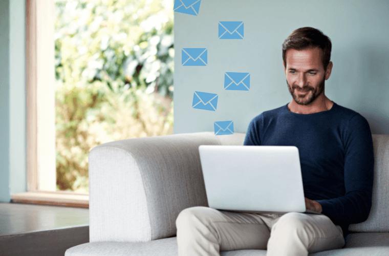 sending dental newsletter