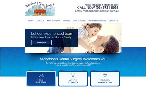 Michelson's Dental Surgery