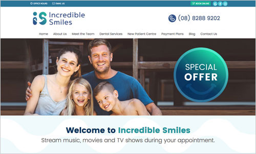 Incredible Smiles Dental Care