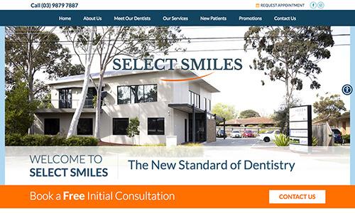 Select Smiles