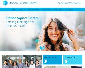 Dentist Oakeligh