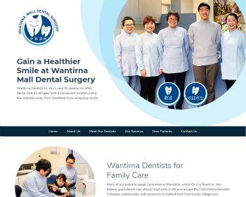 Dentist Wantirna