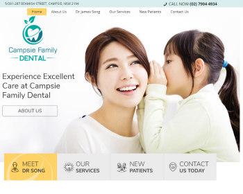 Dentist Campsie