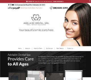 Dentist Port Adelaide SA