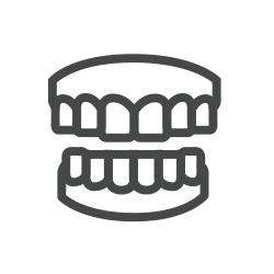 teeth grinding illustration