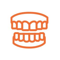 dentures illustration